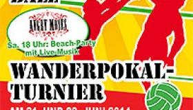 17. Juli 2014 - Beachvolleyball Turnier - Nachruf