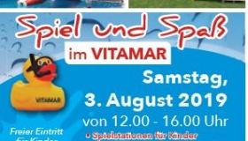 3. August 2019 - Spiel und Spaß im Vitamar - Nachruf