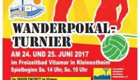 24./25. Juni 2017 Beachvolleyballturnier