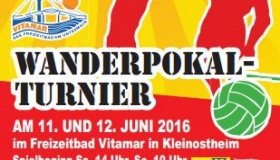 11. + 12. Juni 2016 Beachvolleyballturnier