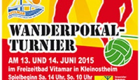 13. + 14. Juni 2015 Beachvolleyballturnier