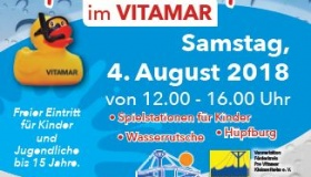 4. August 2018 - Spiel und Spaß im Vitamar - Nachruf