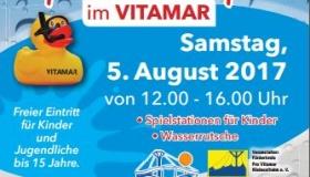 """Samstag, 05. August 2017 - """"Spiel und Spaß im Vitamar"""""""